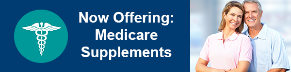 now offering medicare supplements
